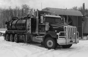 combo truck